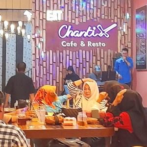 Cafe Eat Chantix Ajang Kumpul Komunitas, Pengunjung Mengaku Suka Suasananya