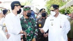 Unsur Forkopimda melakukan pemantauan PSU di Kabupaten Banjar. (foto: ist)