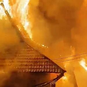2 Bulan Terakhir, Kebakaran Beruntun Menggoyang Pasar Martapura Timbulkan Kecurigaan