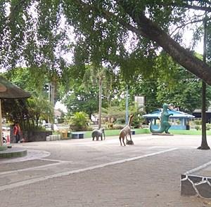 Taman Van Der Pijl Banjarbaru, Teduh dan Dilengkapi Free Wifi
