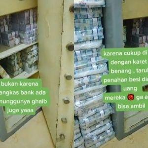 Viral TikTokers Ungkap Alasan Mengejutkan Babi Ngepet Tak Bisa Ambil Uang di Bank