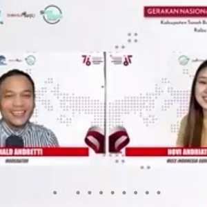 Webinar Literasi Digital Tanah Bumbu; Masyarakat Indonesia Maju dengan Literasi Digital