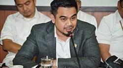 H. Sulaiman Umar.(foto: dok DPR RI)
