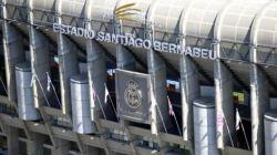 Santiago Bernabeu, markas Real Madrid. [AFP]