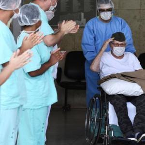 39 Orang Kembali Dinyatakan Sembuh dari Covid-19