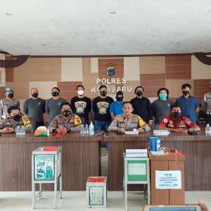 Sempat Viral, Pelaku Pencurian Uang Kotak Amal di Kotabaru Diamankan Polisi