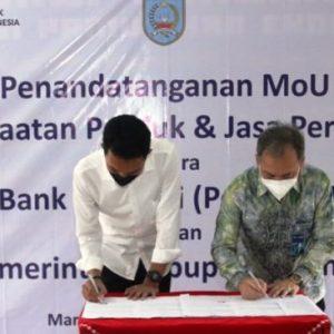Pemkab Banjar Kerjasama Pemanfaatan Produk Jasa Perbankan