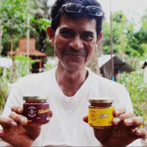"CSR PT Adaro Indonesia; Budidaya Madu Kalulut Jadikan Maskuni Raih Penghargaan ""Lokal Hero"""