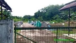 KUBURAN – Inilah lokasi kuburan Cina di Kabupaten HST, Kalsel. (foto:ramli/koranbanjar.net)