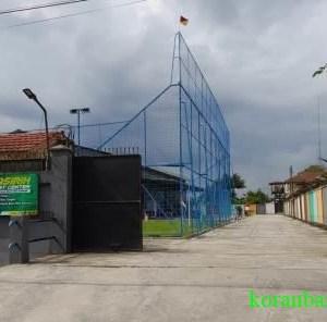 Ada Lapangan Badminton VIP di Basirih Sport Center, Begini Fasilitasnya