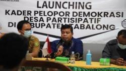 Bawaslu Kalsel launching kader pelopor demokrasi.