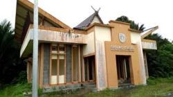 Gedung pemuda Kabupaten HST. (foto: ramli)