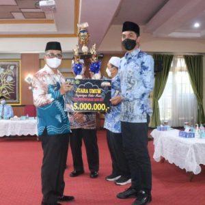 Bupati Banjar Tutup Penjaringan Kader Muda LPTQ