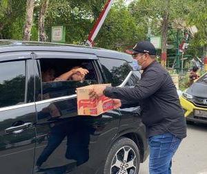 Kerukunan PMK se-Kabupaten HSS Galang Dana Korban Banjir Kalteng