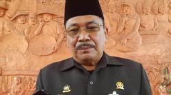 Ketua DPRD Provinsi Kalimantan Selatan, Supian HK.(foto: leon)