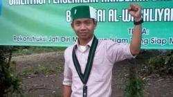 Ketua Badko HMI Kalselteng, Zainuddin. (foto: ramli)