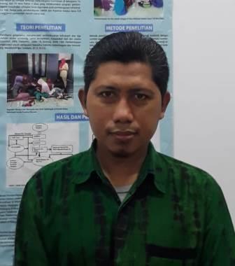 Pengamat Politik dan Kebijakan Publik, Muhammad Riduansyah Syafari. (foto: leon)