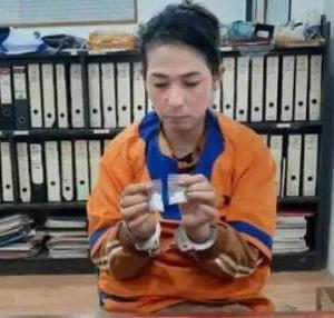 Bisnis Narkoba Libatkan Kaum Hawa Lagi, Wanita Asal Barut Ditangkap Karena Edarkan Sabu