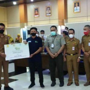 Petani Milenial Kabupaten Banjar Terima Dana Hibah Kementan