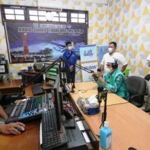 Kominfo Kabupaten Banjar Kunjungan Kerja ke Tabalong