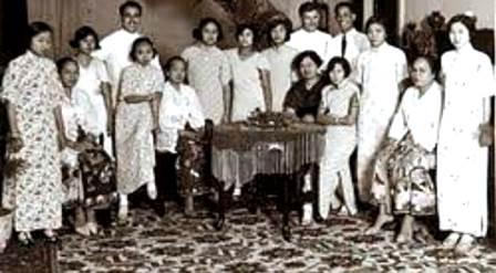 Warga keturunan Tionghoa yang pertama tiba di Kalsel. (foto: ist)