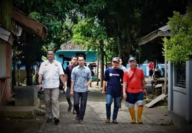 Menteri Pertanian 2004-2009, Bersama PUB Pandeglang Gagas Program Ketahanan Pangan
