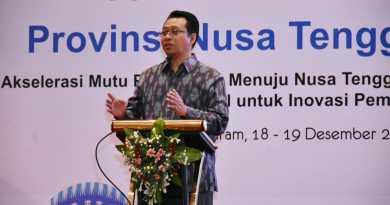 Gubernur NTB Ajak Bupati Walikota Serap Beras Petani Lokal