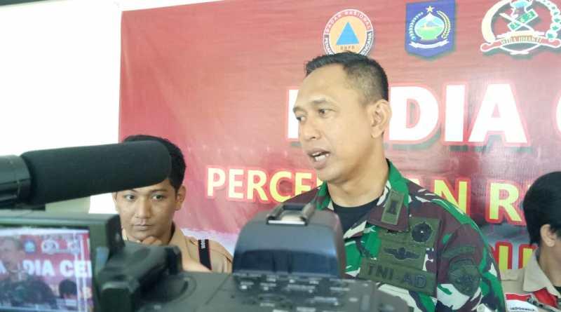 Danrem 162/WB Kolonel Czi Ahmad Rizal Ramdhani