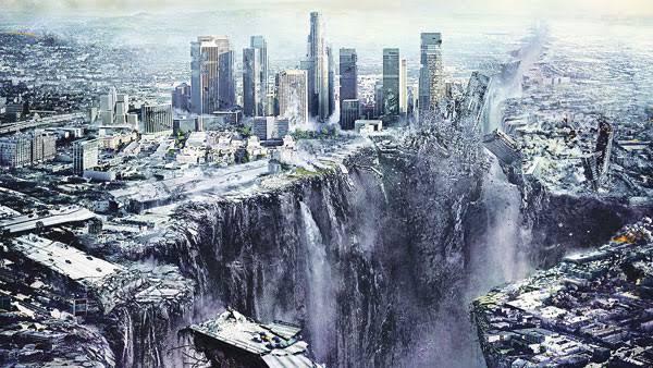 Gempa 12,5 SR Pernah Terjadi di Bumi