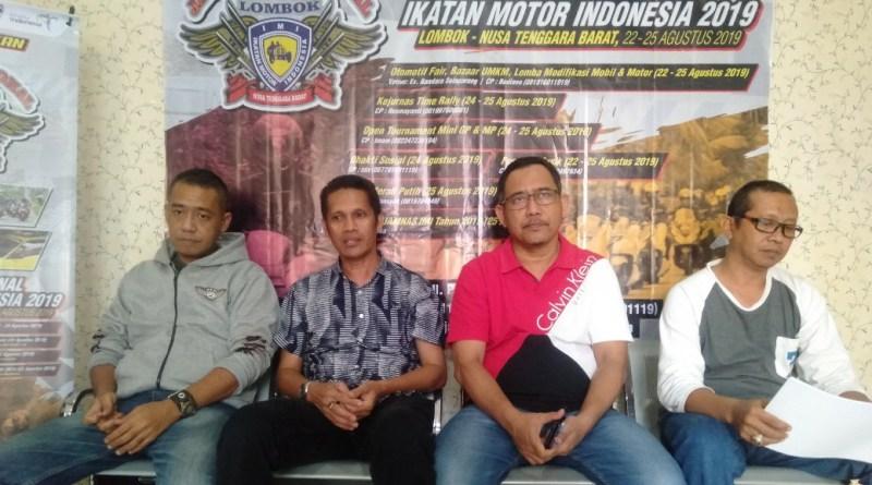 Ribuan Maniak Motor Siap Eksplor Pariwisata Lombok