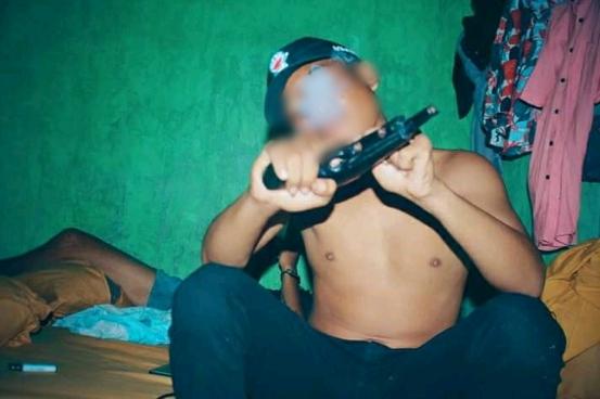 Pamer Senjata dan Hina Polisi, Anggota Geng di Dompu Diciduk