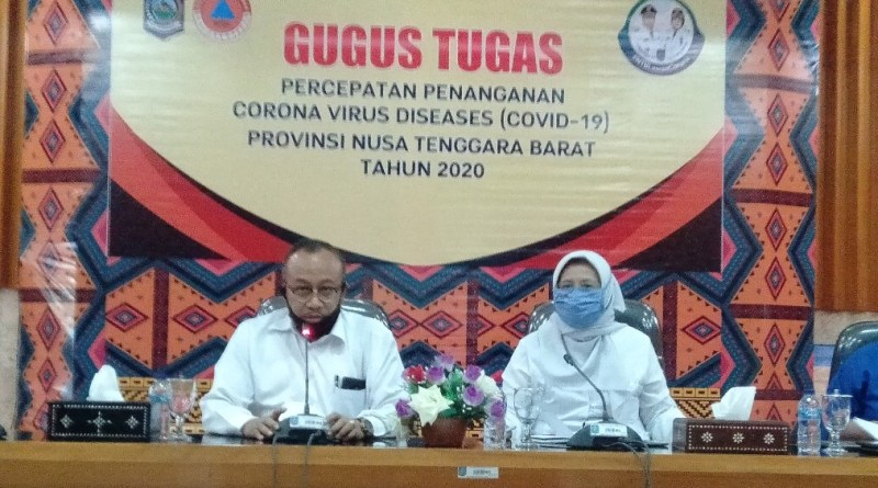 Bayi 6 Hari di Lombok Jadi Pasien Corona Termuda di Indonesia