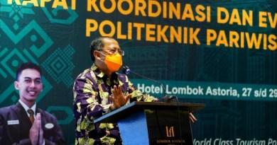 Tingkatkan Sinergitas, Poltekpar Lombok Gelar Rakor dan Evaluasi Kerjasama