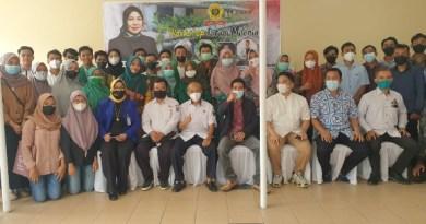 IKA Unram Bekali Milenial NTB Bertani Kreatif di Masa Pandemi