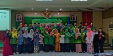 Wakil Walikota Depok Terima Tim Verifikasi Lomba Sekolah Sehat (LSS) Tingkat Provinsi Jawa Barat