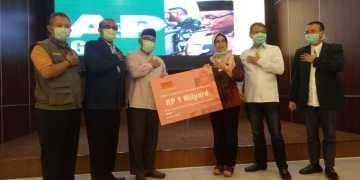 Pemkot Depok Terima Bantuan Senilai Rp 1 Milyar dari KPD