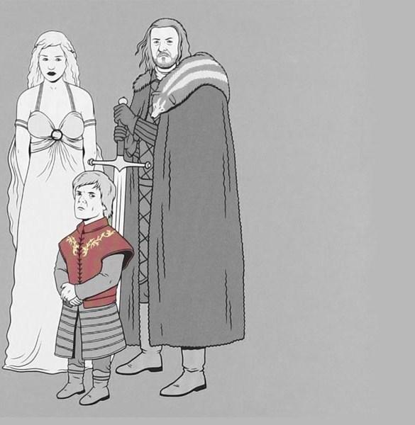 Juego de tronos - Errata Naturae
