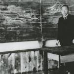 Kenji Miyazawa en la Escuela de Agricultura