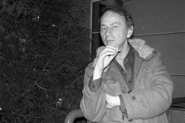 Michel Houellebecq (Foto Mariusz Kubik)