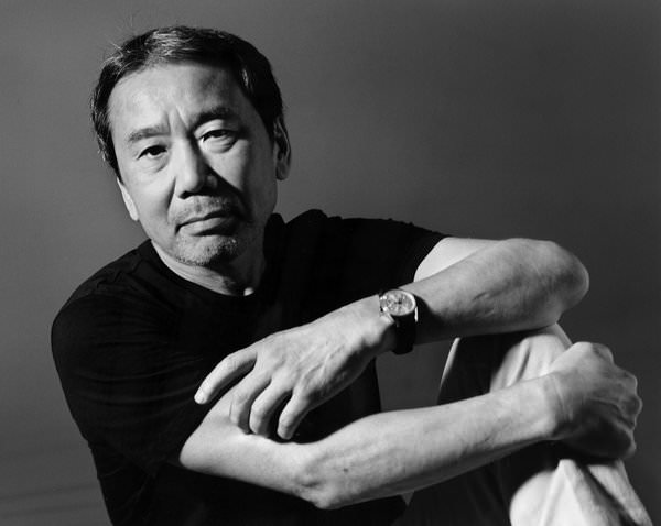 Haruki Murakami - Nobuyoshi Araki for The New York Times