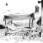 'El hombre sin talento': manga de culto de Yoshiharu Tsuge
