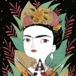 'Frida Kahlo. Una biografía': María Hesse ilustra la vida de la pintora mexicana