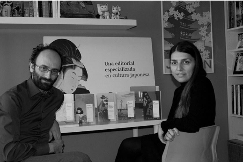 Satori Ediciones - Marian Bango y Alfonso García