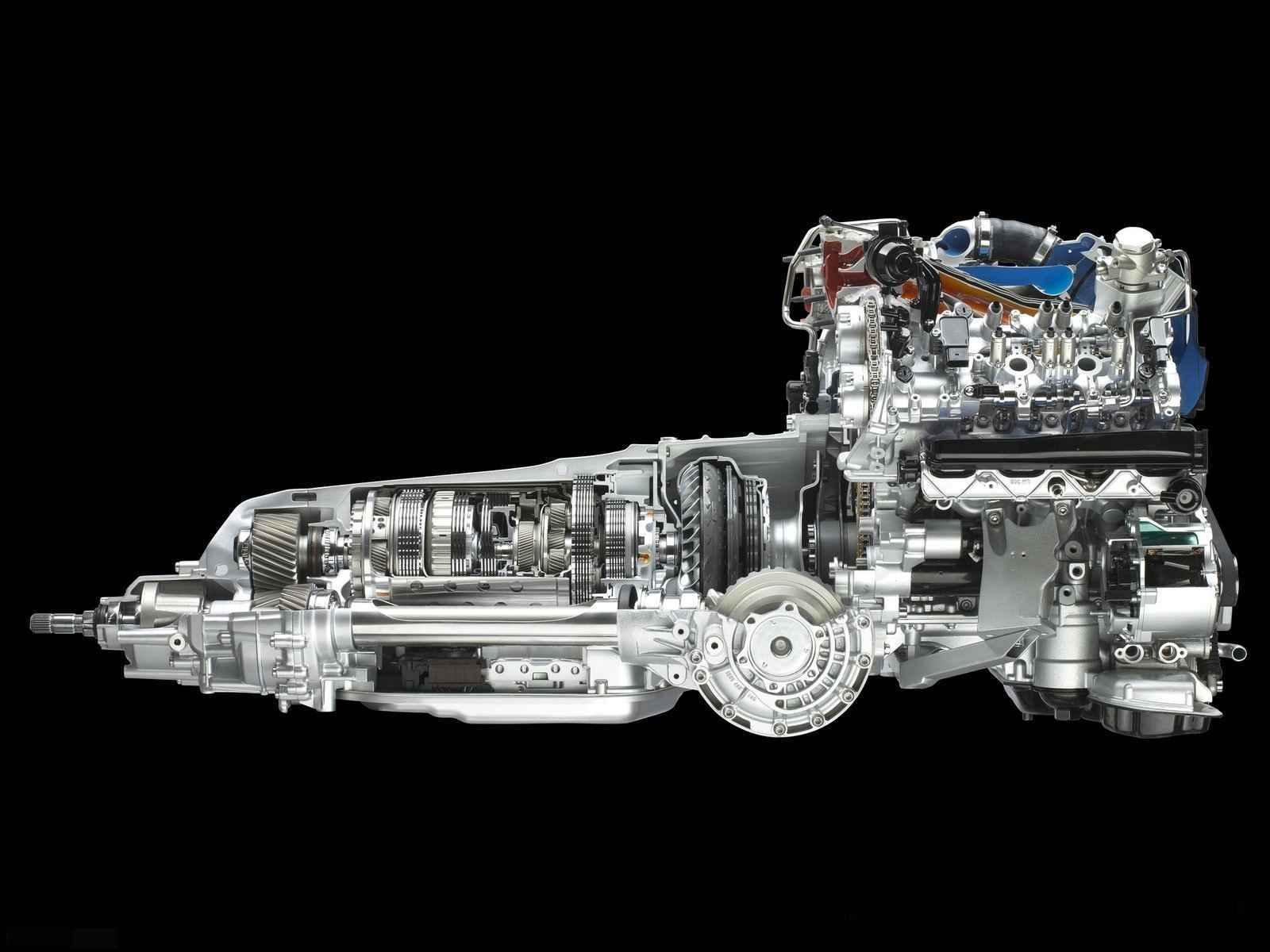 Das Geheimnis unter der Motorhaube
