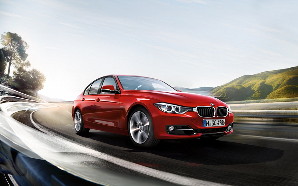 Der neue BMW 3er in Bestform