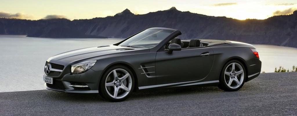 Ästhetischer Athlet: Der neue Mercedes-Benz SL
