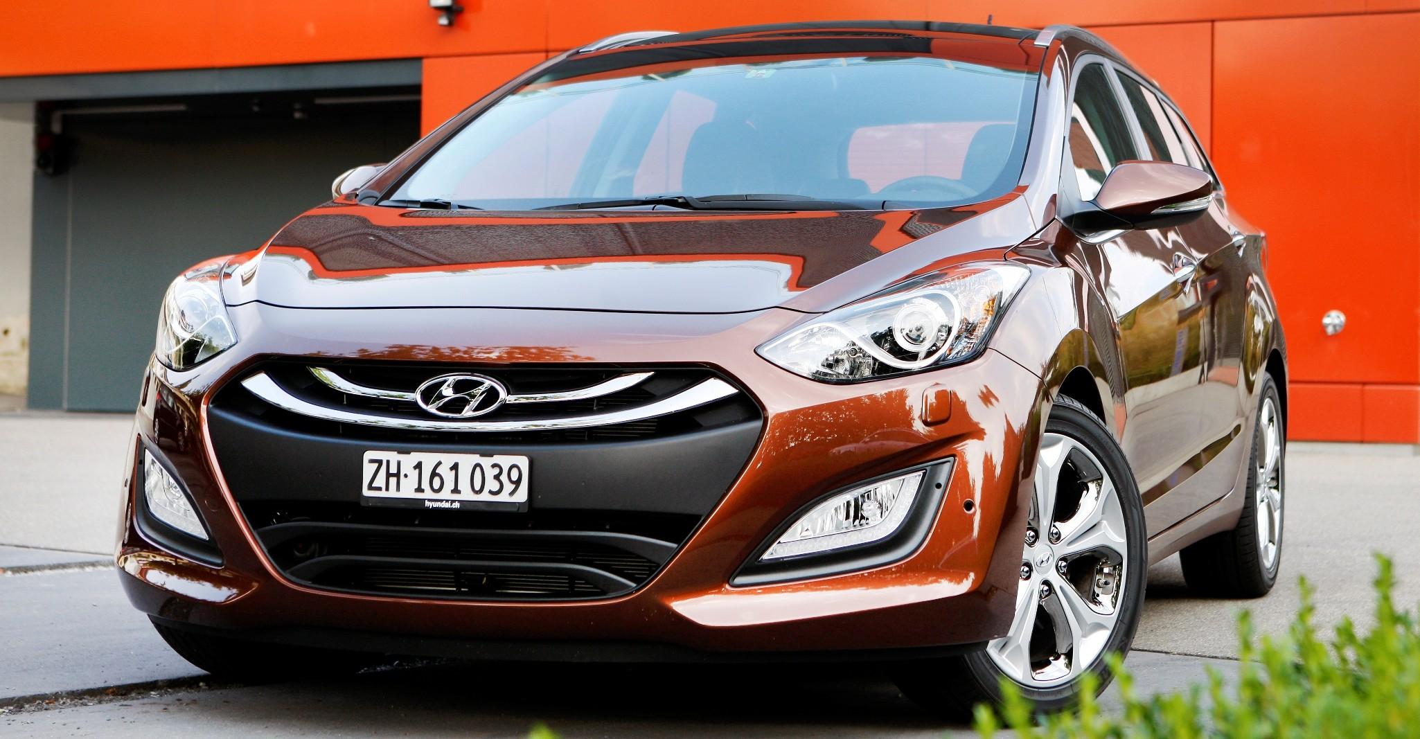 Hyundai i30 Wagon: das Überraschungsei