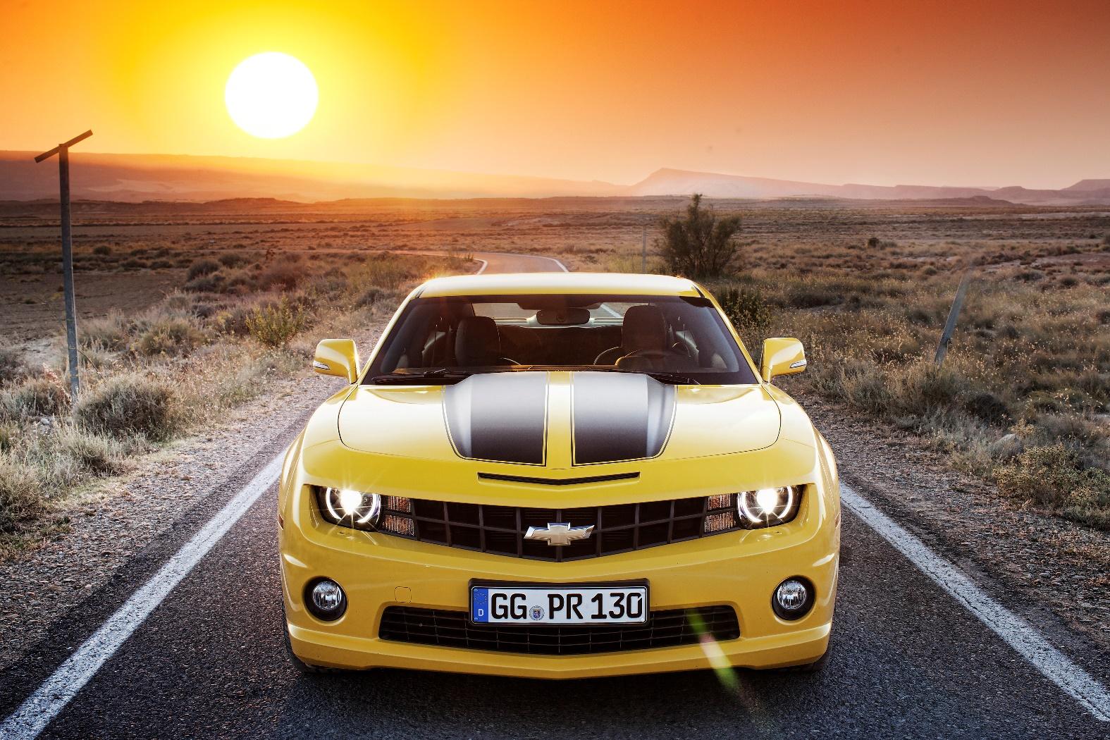 Chevrolet Camaro: Das Kraftwerk