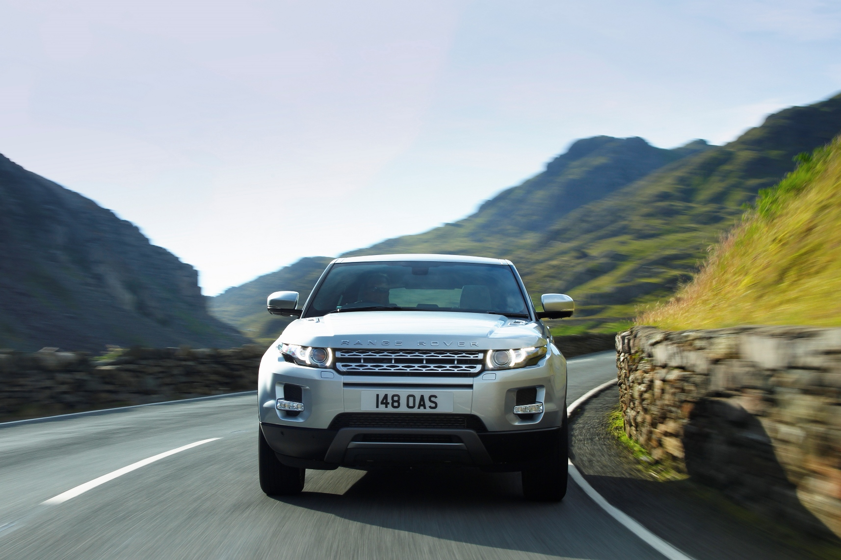 Range Rover Evoque: Lord Beauty