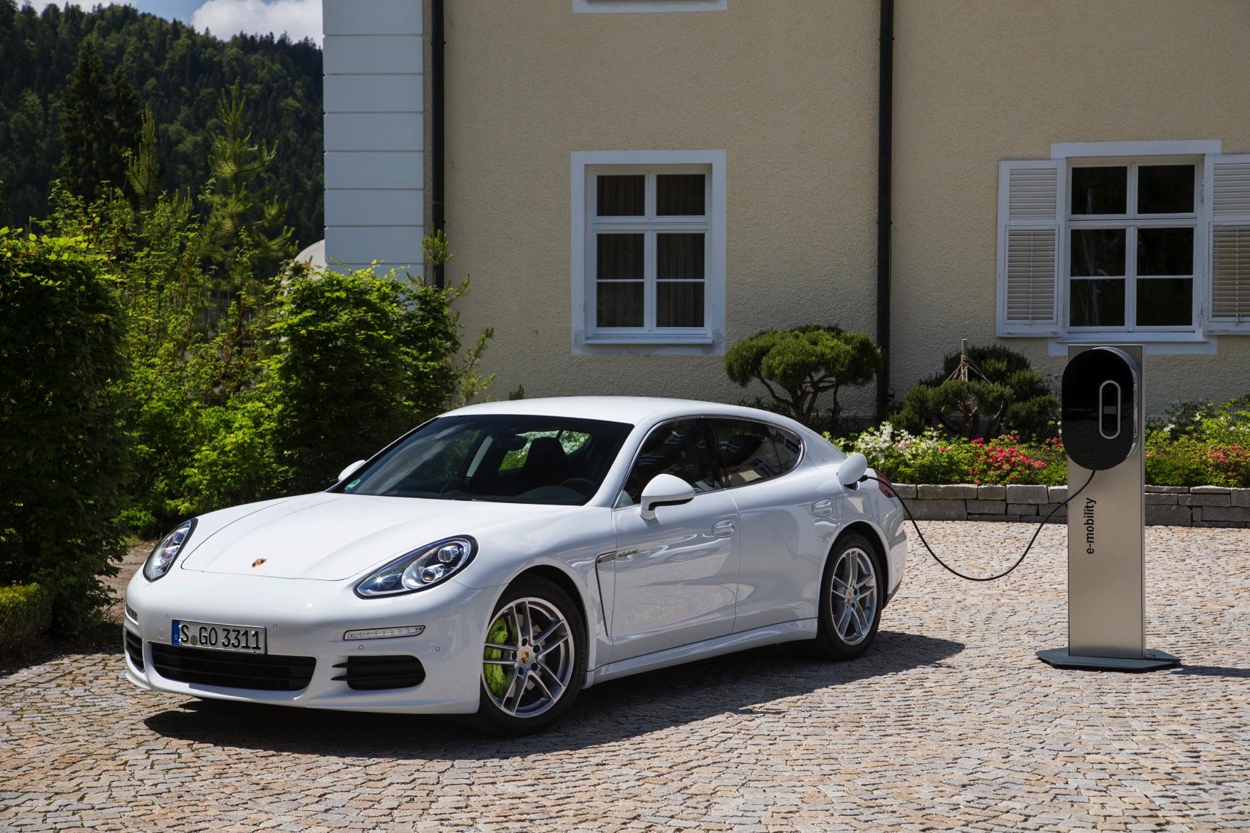Porsche Panamera: Der kann den Spagat